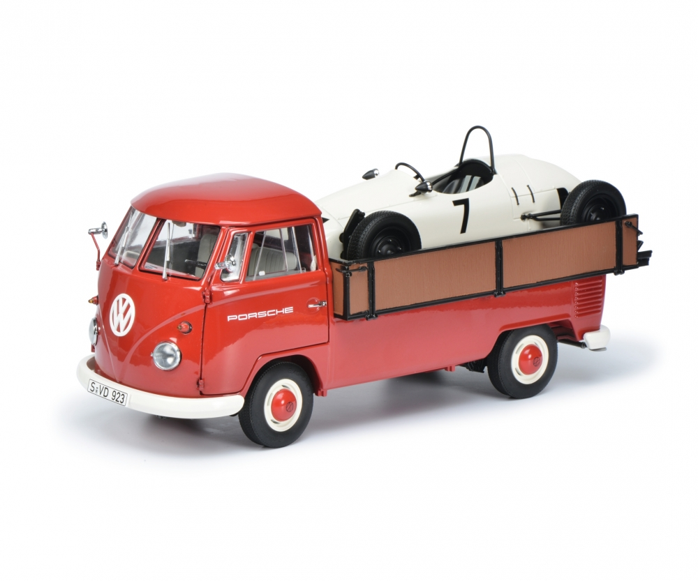 Schuco 450037000  VW T1Prische//Plane1:18