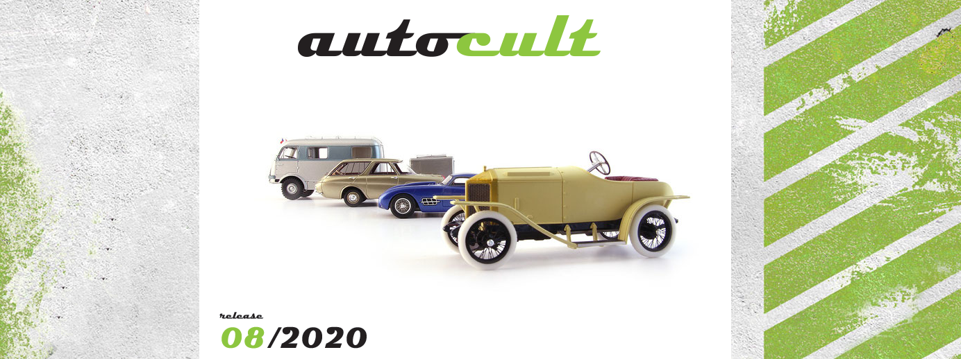 Autocult Edition 2020 - New Release August