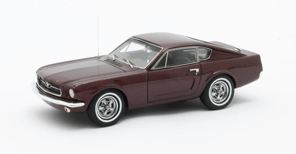 Matrix Scale Models 50603-011 Ford Mustang
