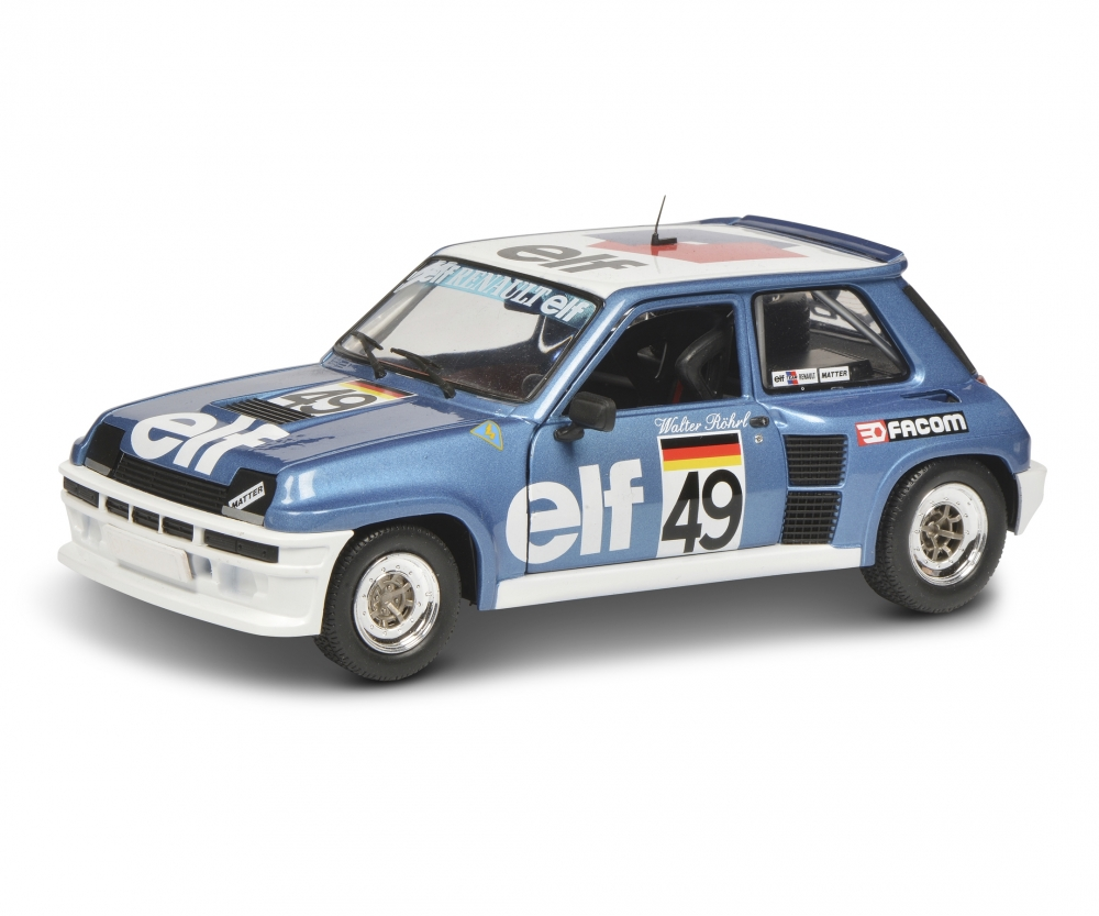 Solido 421185430 1:18 Renault 5 Turbo #49