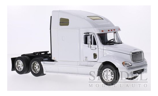 Welly 32620WHITE Freightliner Columbia, weiss 1:32