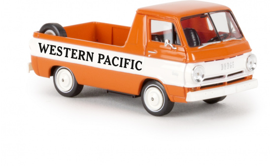 Brekina 34343 Dodge A-100 Pick Up, Western Pacific 1:87