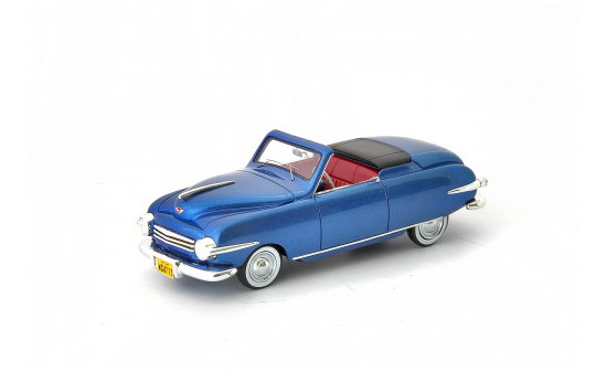 Autocult 05018 Playboy A48, blau-metallic 1:43