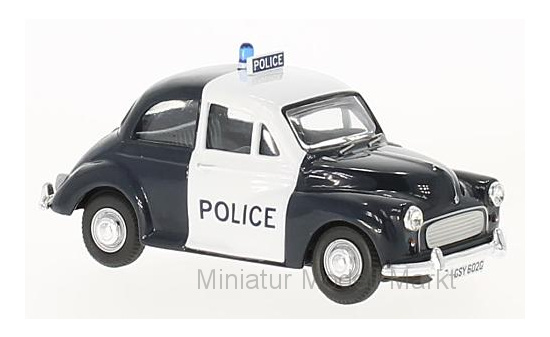 Vanguards VA05809 Morris Minor 1000, RHD, The Lothians and Peebles Constabulary 1:43