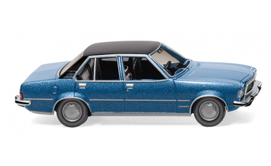 Wiking 079604 Opel Commodore B - laserblau metallic 1:87