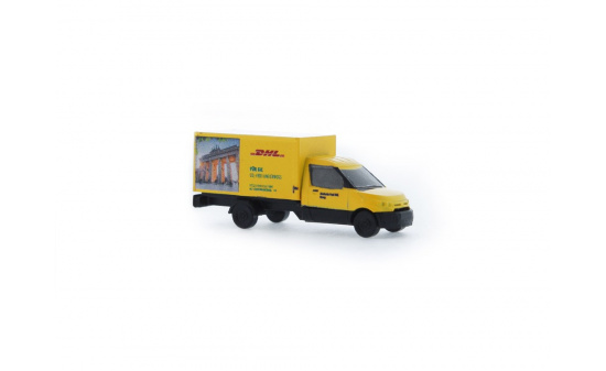 Rietze 16301 Streetscooter Work L DHL Berlin, 1:160 1:87