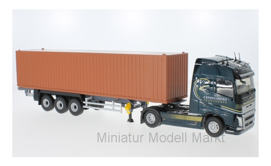 Eligor 116334 Volvo FH 16, Cathelineau Transports, Container-Sattelzug 1:43