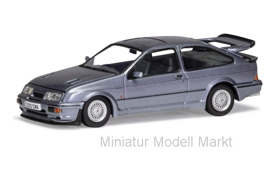Vanguards VA11706 Ford Sierra RS500 Cosworth, metallic-blau, RHD 1:43