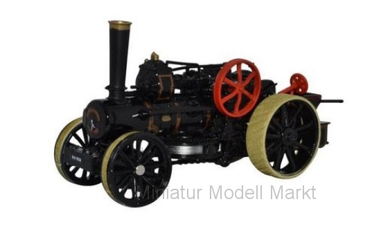 Oxford 76FBB004 Fowler BB1 Ploughing Engine, No.15337 Louisa 1:76