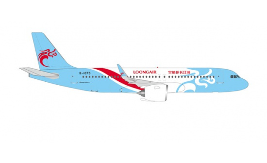 Herpa 533775 Loong Air Airbus A320neo 1:500