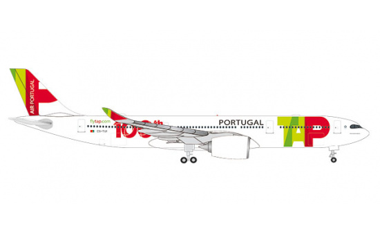 Herpa 533843 TAP Air Portugal Airbus A330-900 neo