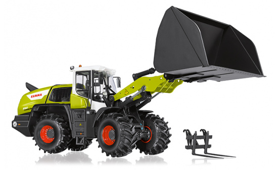 Wiking 077833 Claas Radlader Torion 1812 1:32