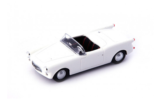 Autocult 02021 Auto Union DKW Michaux Spider, weiß 1:43