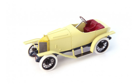 Autocult 01012 Laurin & Klement FCR, beige 1:43