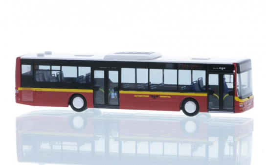 Rietze 72743 MAN Lion's City Autobetrieb Sernftal (CH), 1:87 1:87